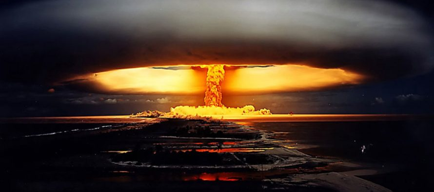 UN chief urges all countries to sign, ratify treaty on nuclear test ban