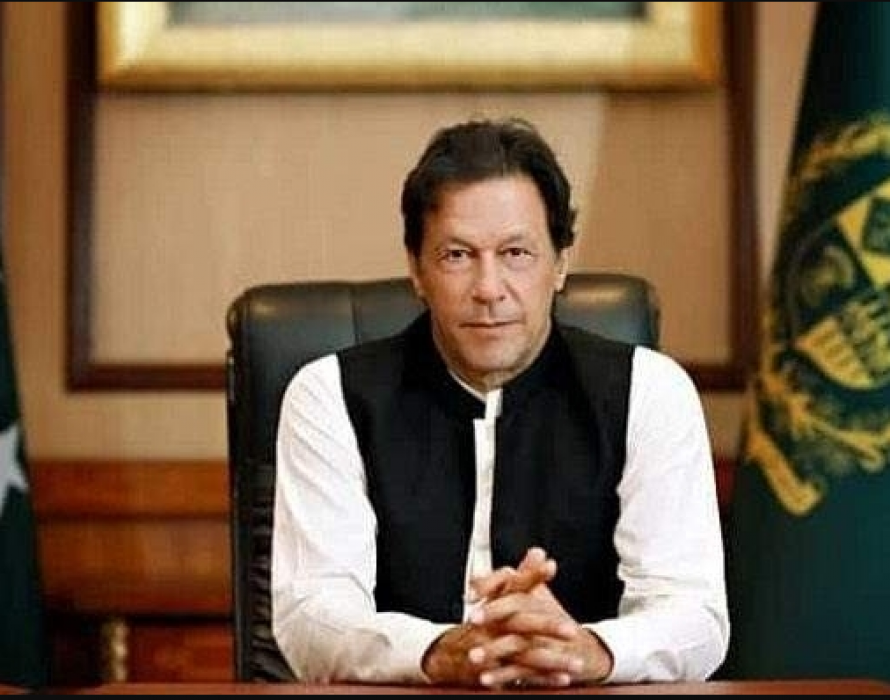Khan to Pakistanis: Don't join anti-India fight in Kashmir