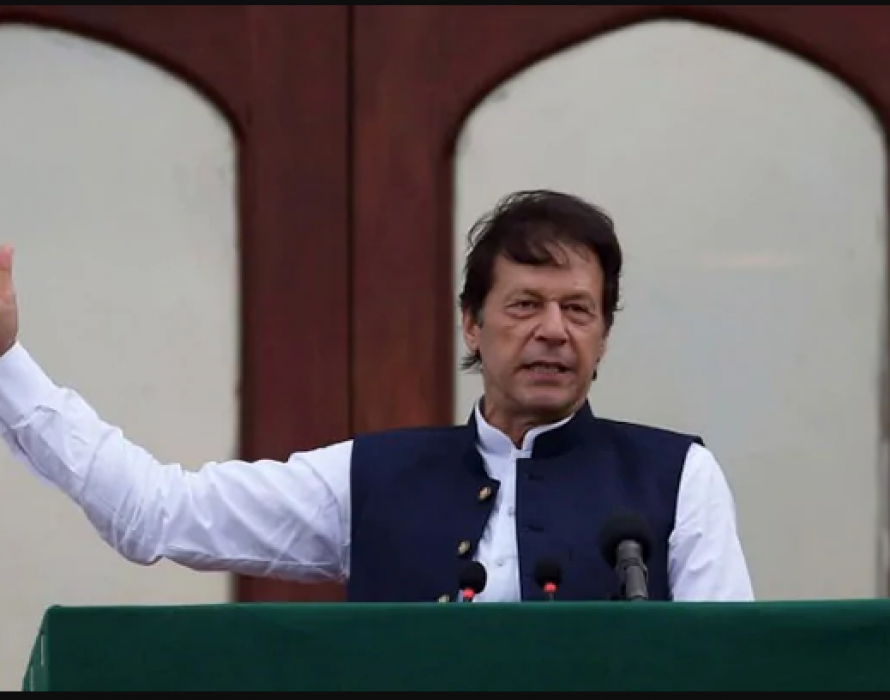 Imran: Yes, Pakistan army and ISI trained al-Qaeda terrorists