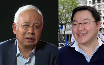 """Jho Low was close to Najib, I believe"""