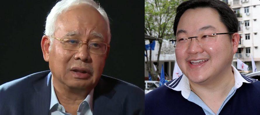 """""""Jho Low was close to Najib, I believe"""""""