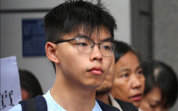 HK activist Joshua Wong seeks US support for protests