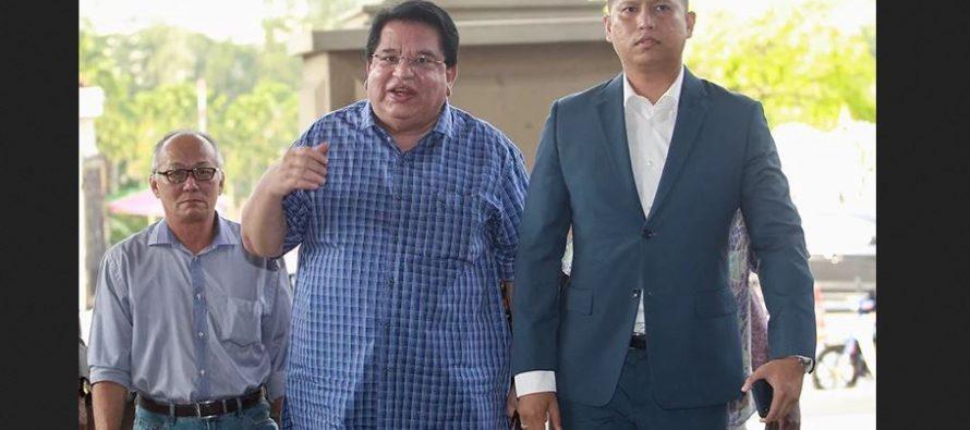 Application to recuse judge fails, hearing of Ku Nan's trials proceed