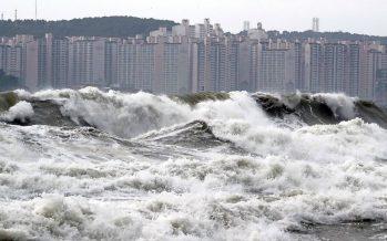Typhoon Lingling: Five dead three injured in North Korea