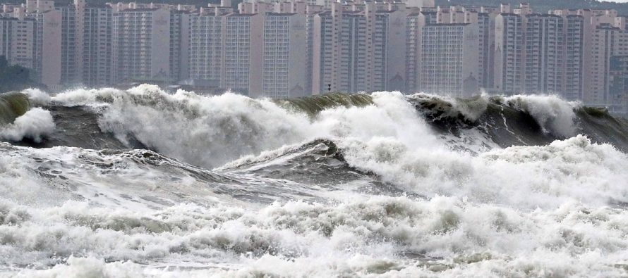 Typhoon Lingling: Five dead three injured in North Korea
