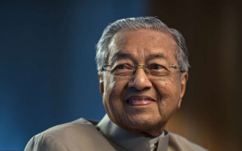 Dr M: Three more years at most and I'm out