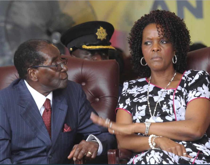 Mugabe: From liberator to oppressor