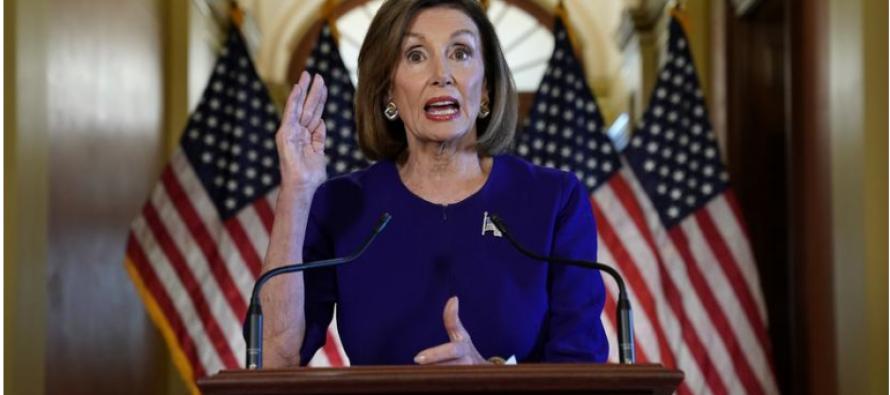 House begins Trump impeachment inquiry over call to Ukraine leader