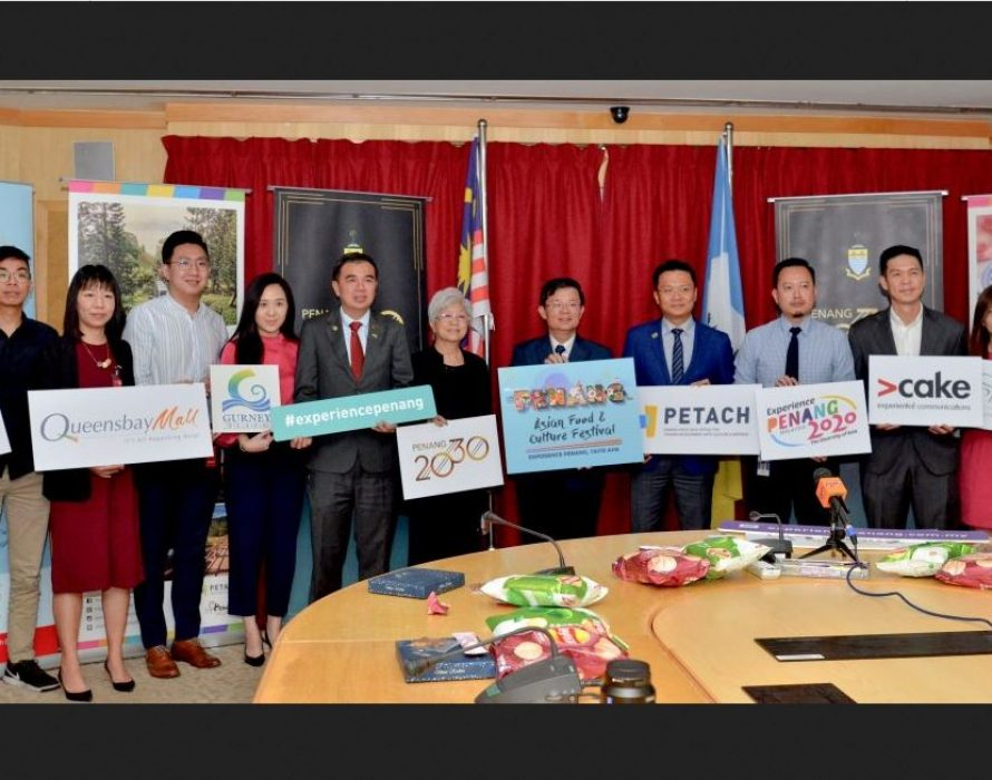 Unique Penang experiences to be aggressively promoted