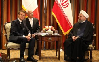 Iran closes gaps with France on nuclear deal