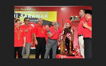 Bersatu preparing for 12th Sarawak state election