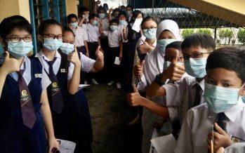 Haze: 409 schools closed but UPSR on in Sarawak
