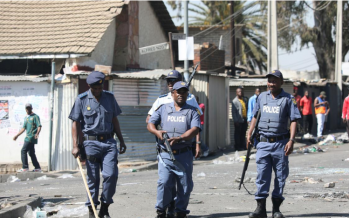 South Africa reeling from 'Afrophobia' riots