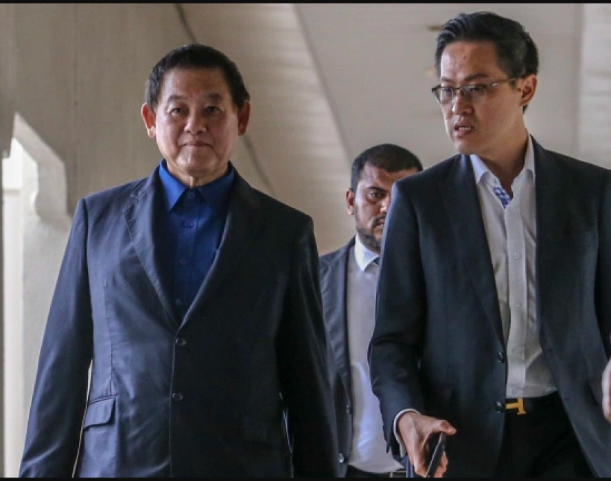 Business magnate pleads guilty to abetting Ku Nan, fined RM1.5mil