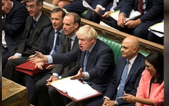 Snap polls looms after parliament voted against Brexit