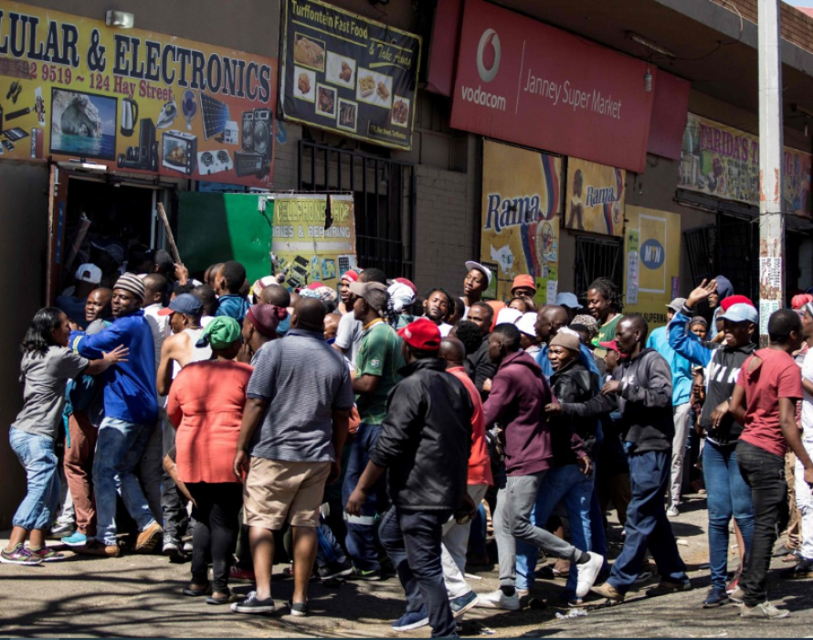 Africans should unite to end xenophobic violence in South Africa