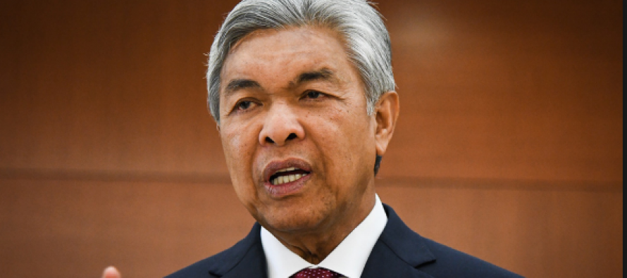 Zahid to Umno and PAS: Don't play racial politics, practise moderation