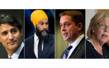 A Canadian election looms