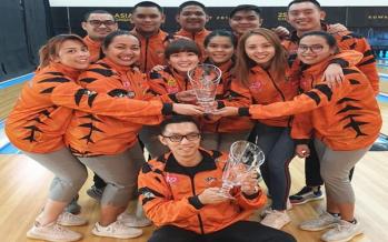 Malaysian keglers bag two titles in Kuwait