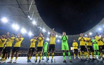 Malaysia thrash Sri Lanka 4-0