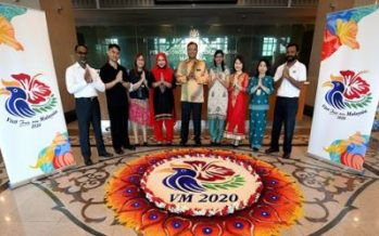 Deepavali 2019:15,000 expected to attend Open House in Ipoh