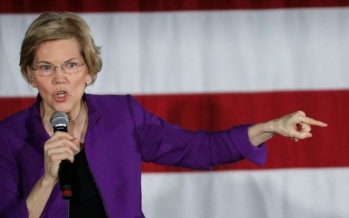 Elizabeth Warren rips into Facebook and Mark Zuckerberg on Twitter