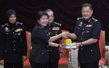 Datuk Yong is new KL police deputy chief