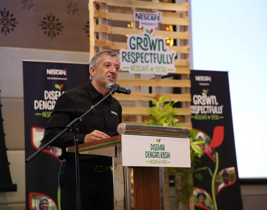 Nestle Malaysia launches sustainable coffee farming initiative for local farmers