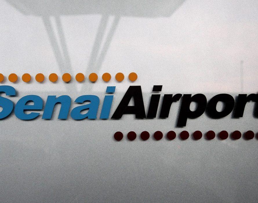 Students get a taste of aviation at Senai Airport