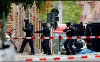 """German city in """"state of shock"""" after anti-Semitic killing"""