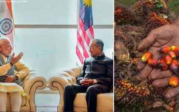 New twist to Malaysia-India palm oil issue