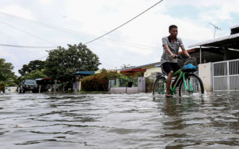 Batang Padang the latest district in Perak to be hit by floods