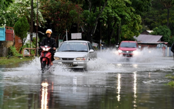 Five flood relief centres opened in Baling