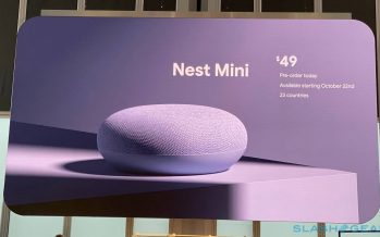 Google's next big play for your house is here