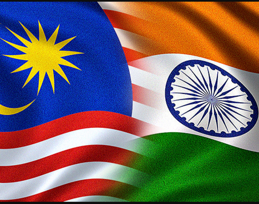 India to Malaysia: We're buddies…remember that!