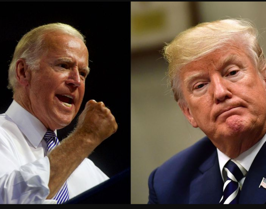 Trump, Biden lock horns in chaotic first presidential debate