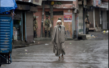 Delhi to divide Jammu and Kashmir state despite violence