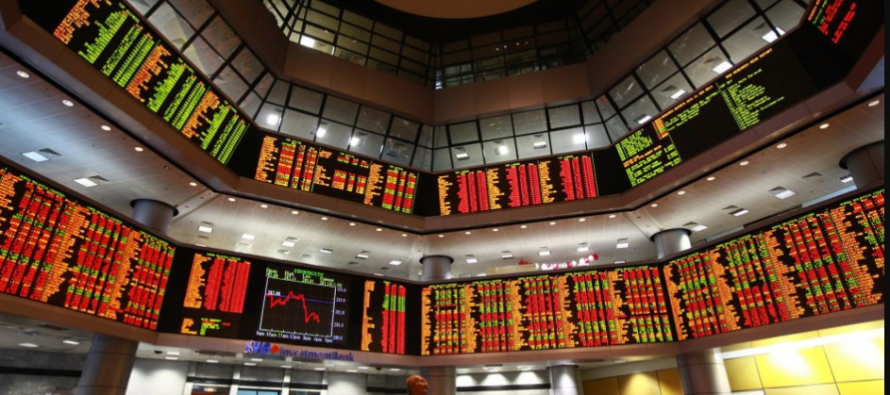 KLCI falls 0.65% due to possible US-Europe trade war