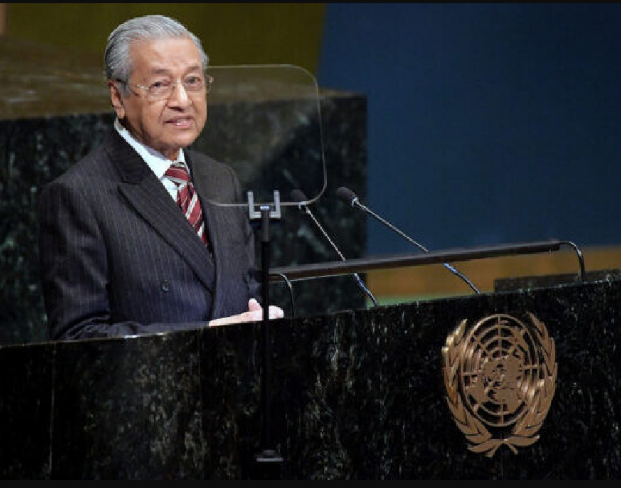 How to manage a plural society? Make everyone unhappy, says Dr M