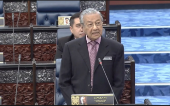Dr M: Existing civil servants will receive pensions