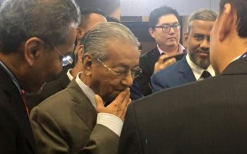 Mahathir optimistic over nation's recovery