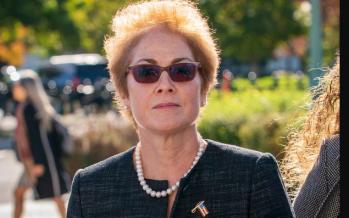 Ex-US ambassador: Trump axed me over 'false claims'