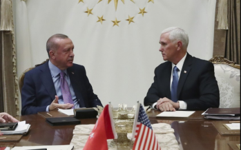 Turkey agrees to halt Syrian offensive…for five days