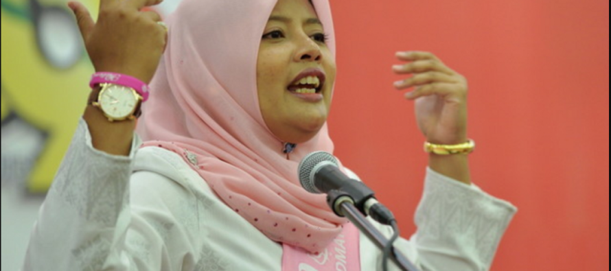 Police: Up to AG now to charge Puteri Umno leader for hate speech