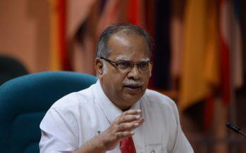 Bukit Aman records Ramasamy's statement