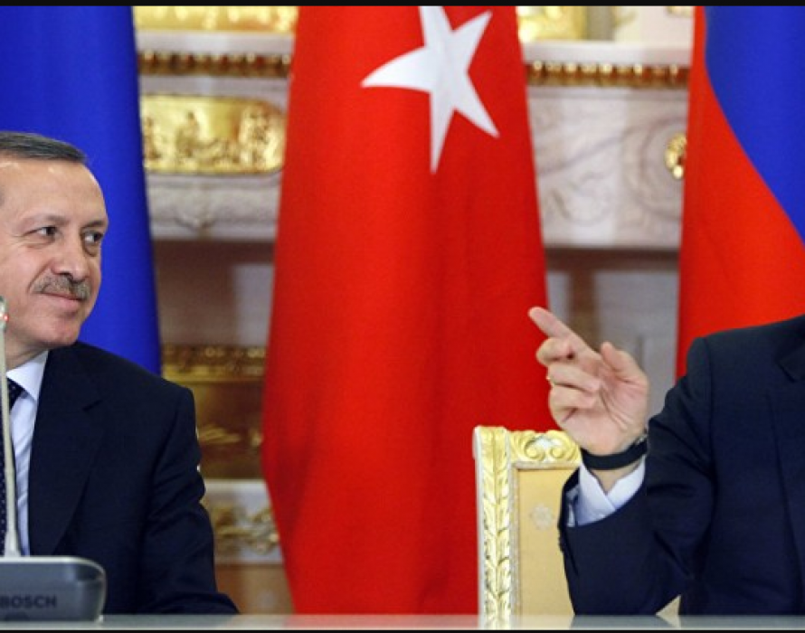 Russia, Turkey reach deal to eject Kurdish fighters from Syria border
