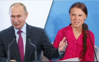 Russian strongman Putin unimpressed by Thunberg's UN speech