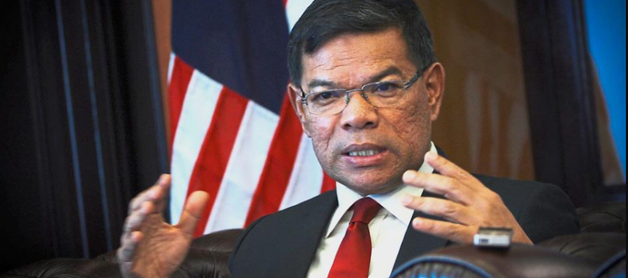 Saifuddin: Salleh's application join PKR to be decided on Oct 18