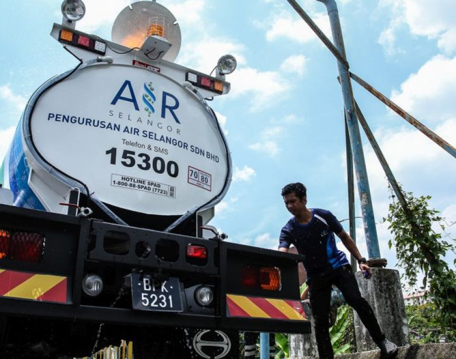 Foul Smelling Water Air Selangor Receives 94 New Complaints The Leaders Online