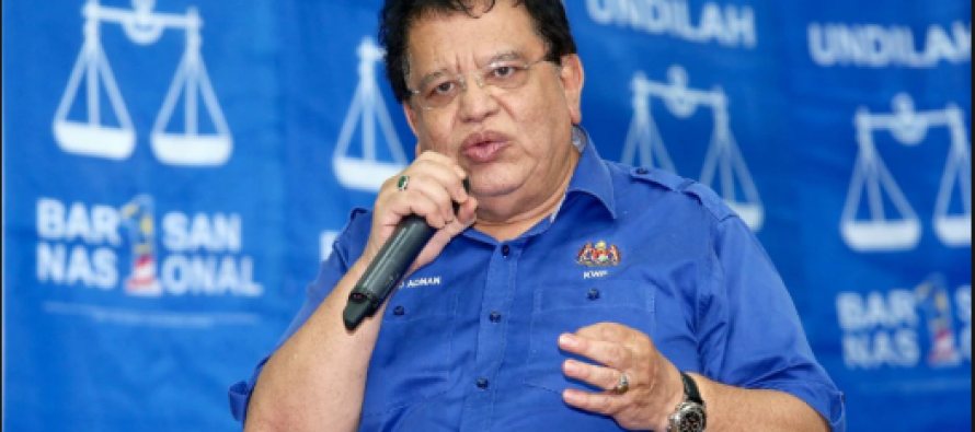 Ku Nan's trial: RM2 mln not credited into Umno's account, says prosecution